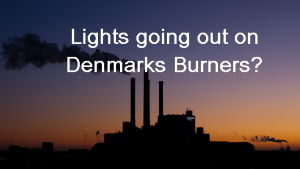 Is the Sun setting for Denmark's Incinerators?